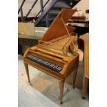 Derek Adlam AMENDMENT NEW DESCRIPTION A forte piano based on a copy of the Viennese instrument by