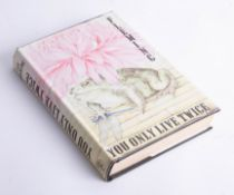 Ian Fleming, 'You Only Live Twice', 1964 first edition/first impression.