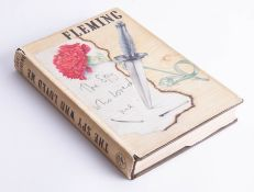 Ian Fleming, 'The Spy who Loved Me', 1962 first edition/first impression.