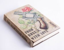 Ian Fleming, 'From Russia with Love', 1962 first edition/fourth impression.