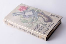 Ian Fleming, 'From Russia With Love', 1958 first edition / fourth impression with original unclipped