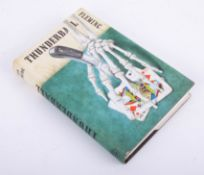 Ian Fleming 'Thunderball', 1961 first edition / first impression, original unclipped dust jacket.