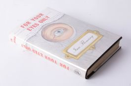 Ian Fleming, 'For Your Eyes Only', 1964 first edition / fourth impression with original unclipped