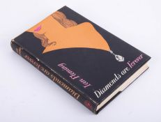 Ian Fleming 'Diamonds Are Forever', 1959 first edition / third impression, original unclipped dust
