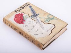 Ian Fleming 'The Spy Who Loved Me', 1962 first edition / first impression, original unclipped dust