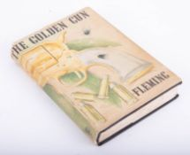 Ian Fleming 'The Man With The Golden Gun', 1965 first edition / first impression, original unclipped