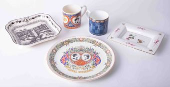 A collection of Wedgwood Jasperware including the Wedgwood International Society Catherine Service