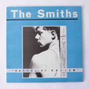 Vinyl LP The Smiths 'Hatful Of Hollow' 1984 rough 76, original pressing, excellent condition.