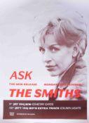 Poster original 1986 Rare Ask promotional poster 45cm x 61cm, superb mint condition.