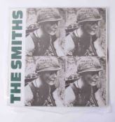 Vinyl LP The Smiths 'Meat Is Murder' 1985 TM/RT 81 transmedia/rough trade Portuguese edition.
