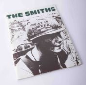 The Smiths, Meat Is Murder Sheet Music / Songbook with very rare original poster and Numerous colour