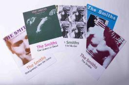 The Smiths set of five A3 poster prints studio album artwork, superb mint condition.