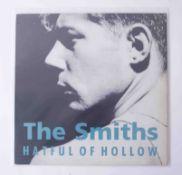 Vinyl LP The Smiths 'Hatful Of Hollow' 1984 rough 74 original pressing, near mint condition.