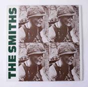 Vinyl LP The Smiths 'Meat Is Murder' 1985 Rough 81 original pressing, excellent condition.
