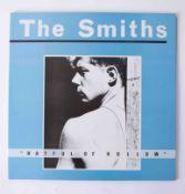 Vinyl LP The Smiths 'Hatful Of Hollow' 1984, rough 76, original pressing, near mint condition.