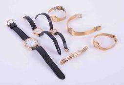 Collection of watches including Sekonda, Citizen, Seiko etc.