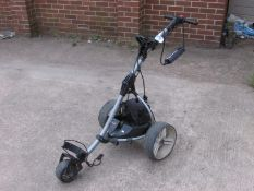 MOTOCADDY S1 ELECTRIC GOLF TROLLEY WITH MAINS CHARGER