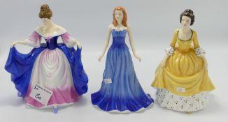 Royal Doulton Lady Figures: Sara HN4720,