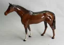 Beswick large Racehorse 1564: