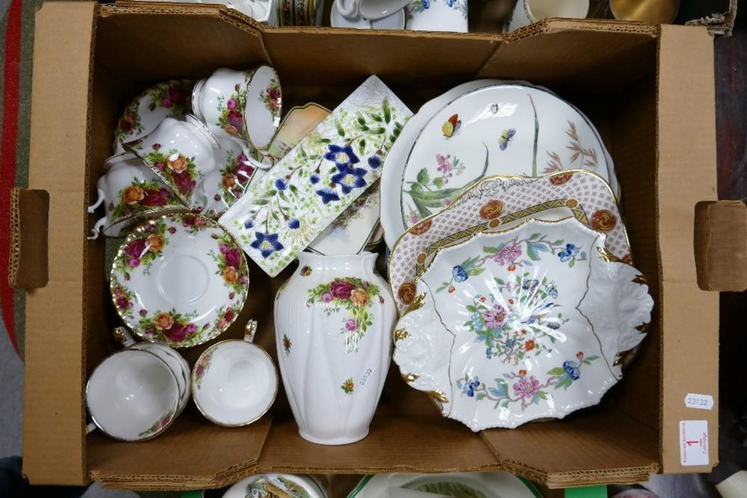 ONLINE Auction of Furniture, Tea ware, Collectors Items & Household Items - Cobridge Saleroom