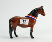 Beswick Pony 'Another Bunch' 1997: Special Edition of 1500.