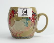 Moorcroft Sun rise mug: from the good morning collection