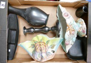 Beswick Ware vases, dishes etc (6)