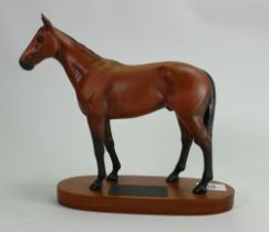 Beswick connoisseur Racehorse Mill Reef 2422: