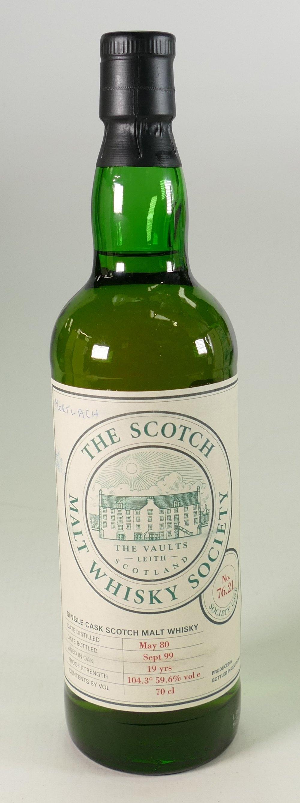 Scotch Malt Whisky Society 19 years Mortlach: 70cl