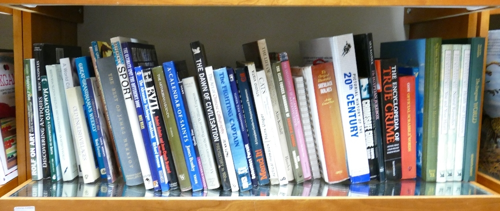 A large collection of Hardback Reference Books: