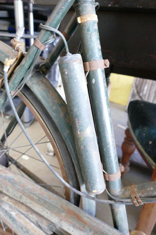 Distressed Ladies Raleigh Step Through Cycle: - Image 5 of 5