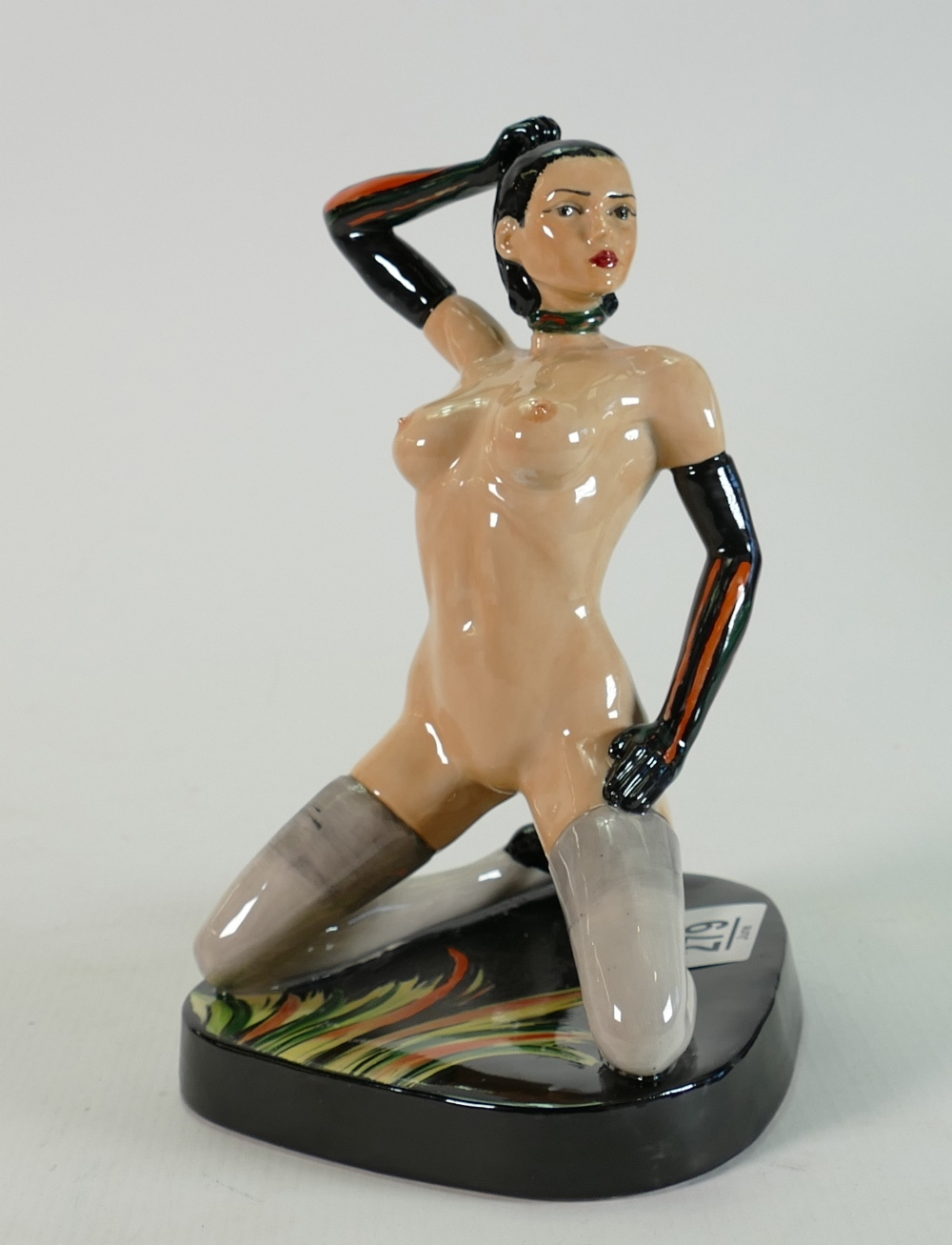 Peggy Erotic Megan Figure: Artists Original colourway, 1 of 1 by M Jackson