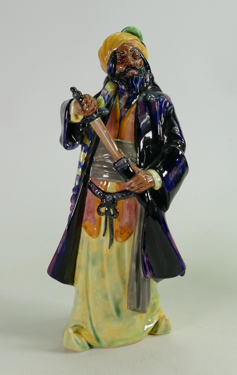 Royal Doulton character figure Bluebeard HN2105: