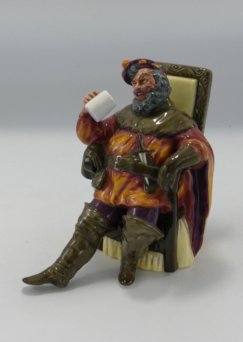 Royal Doulton Character figure Foaming Quart HN2162: