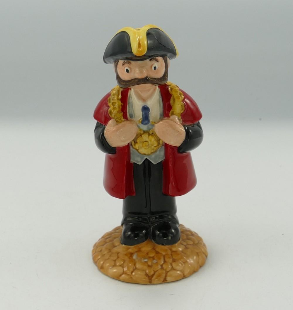 Beswick Ware Trumpton Figure The Major: