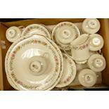 Royal Albert & Paragon Belinda Patterned Tea Ware: