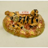 Royal Doulton Winnie The Pooh Figure Sometimes Autumn Tickles Your Nose: boxed