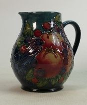 Moorcroft Finch and berry jug: