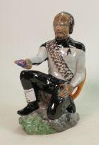 Peggy Davies Star Trek Figure - The Borg - Artist's Original Colourway no. 1 of 1 by Michael Jackson