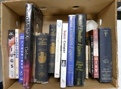 A collection of Ceramic History & Reference Books to include: The Life of Josiah Wedgwood Vol I &