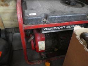 Petrol Genevrac 3000 XL generator