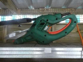 Electric Black and Decker hedge cutter