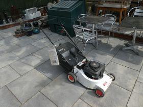Victa Briggs and Stratton petrol lawn mower