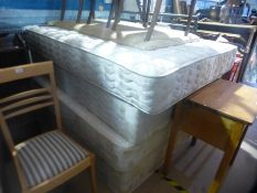 Double and Kingsize divan beds with mattress and headboard