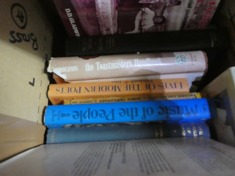 Large selection of hard and softback books - various subjects - Image 4 of 7