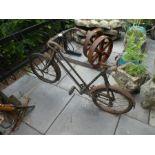 New Roules Gygle & Motor Co Ltd 1930/1940 child's bike AF