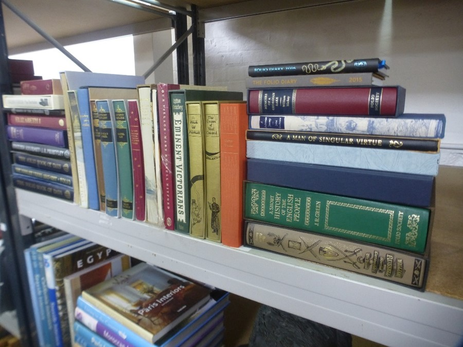 A quantity of folio society publications and similar, approx 120 - Image 2 of 6