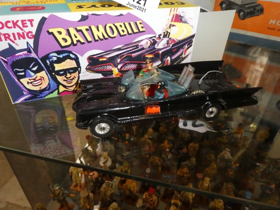 Batmobile in a box, Corgi 267 - Image 2 of 2