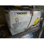 Karcher pressure washer