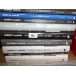 A quantity of interior design books by Andrew Martin